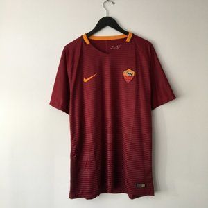 Roma Nike Dri-Fit Soccer Tee Shirt Soccer Football